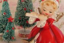 Christmas Antique Decorations / 1840-1960 / by Susan Akers