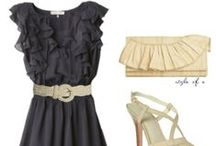Closet: Other outfits /   / by Jenna Kristine