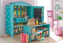 Playhouses and Toys