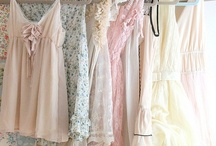 Personal Style - Romantic / Gorgeous, ethereal things... / by Charity Lovelace