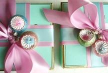Gift Wrap Ideas / by Charity Lovelace