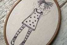LiliPopo work / my embroidery patterns and embroideries are available in my etsy shop http://www.etsy.com/shop/LiliPopo
