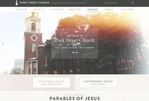 Awesome Church Websites