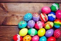 Easter Ideas! / It's all about Easter! Eggs, bunnies, decorations, gifts, etc.
