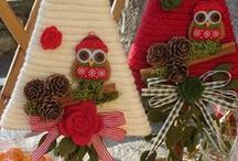 CHRISTMAS CRAFT / Scrapbooking project and other craft for christmas