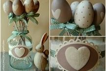 EASTER / Scrapbooking project and other craft for easter