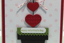 VALENTINE'S DAY AND LOVE / Scrapbooking project and other craft for valentine's day