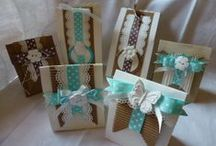 PACKAGING / Scrapbooking project and other craft for packaging
