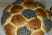 Custom Breads / Say it with bread! At Conshohocken Italian Bakery, we can make anything out of bread!