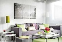 Photo Wall Fabulous / Gorgeous examples of modern family decor.  / by Megan DiPiero Photography