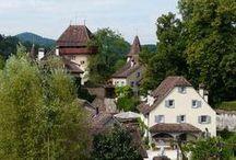 Favorite Places - Switzerland