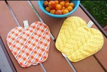 Potholders and Ideas for them