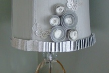 LAMPSHADES / Project and other craft for lampshades