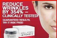 Skin Care / Skin Care & Anti Aging. Anti Wrinkle Treatment / by Alexis Busch