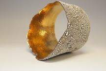 Bracelets/cuffs/bangles / by Abby E