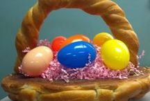 Easter / Easter breads, chocolates, pastries, cookies and cakes available in Conshohocken, PA.