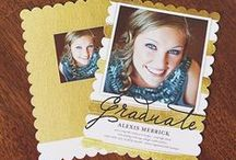 Graduation / Graduation announcements, invitations, DIY & photo decor ideas. Find 100 quotes of wisdom to share with your graduate.  https://www.shutterfly.com/graduation-quotes-sayings/