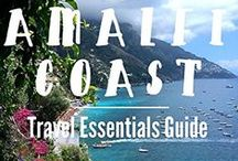 Amalfi Coast Travel Essentials / The Amalfi Coast Travel Essentials ebook is full of my insider picks & helpful info for making the most of your trip to the Amalfi Coast. From Positano to Minori & many hidden coves in between.