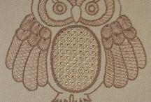 ♥♥ Schwalm-Thread Art ♥♥  / by Sandra Taylor