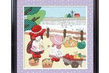 Quilts-Sunbonnet Sue