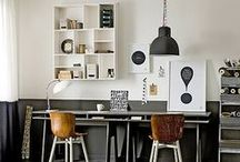 Studio Style / inspirational workspaces