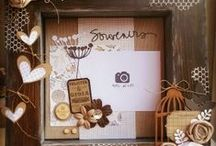 SCRAPBOOKING PROJECT, IDEAS, CRAFT AND TUTORIAL 9 / Scrapbooking project, ideas, craft and tutorial