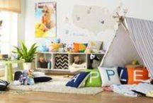 Kids Room / Discover creative ideas for turning your kids' artwork into cute decor for the playroom or bedroom.  / by Shutterfly