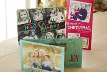 Holiday Cards / Share life's joy with family and friends this holiday season and find the card that fits your style.