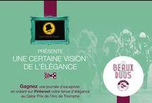 #LesBeauxDuos par Les Grands Ducs / Retrouvez la vision de l'élégance de mag.lesgrandsducs.com