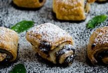 Pastry Recipes / Pins about Bread & Pastry Recipes | See more about breads, scones and rolls / by Maher Mashaal