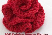 CREATING -Crochet & Knitting