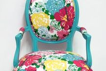 Patterns and Florals / Have a look at some of our own hand made pieces and also a collection of floral and pattern inspirational images.