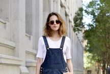 style / Simple, classic, understated style that inspires me when I get dressed in the morning.  / by Sara Berkes