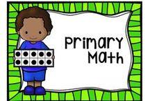 Primary Math / Math in the primary grades!