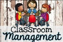 Classroom Management / Tips and tricks to make the classroom world run a little better... with a little less gray hair :-)