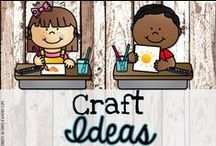 Craft Ideas! / All sort of craft/project ideas for the primary classroom.