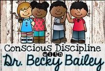 Conscious Discipline by Dr. Becky Bailey / Conscious Discipline by Dr. Becky Bailey ~ Learn more @: http://consciousdiscipline.com