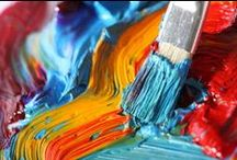 Art Projects / Art projects can inspire students and help them learn concepts in a new way. / by Lesson Planet
