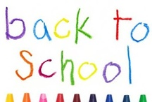 Back-to-School  / Activities, projects, printables, tips and more for back-to-school. / by Lesson Planet