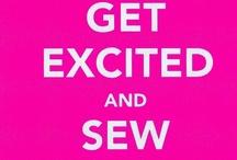 Sewing / by JoAnn Borders