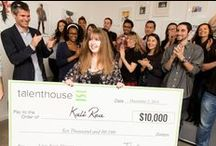 Success Stories / Talenthouse is a launching point for artists. See how creative invite winners have found continued success in their respective careers.