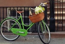 The Power of Green / The color green is a part of our brand identity, here are some other green things...