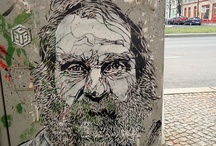 C215 Street Art / Street art by C215 (Christian Guemy) all around the world.