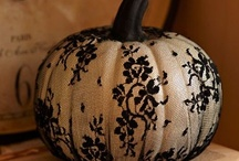 Halloween / AUTUMN,  MY FAVORITE TIME OF YEAR / by Rhonda Watson