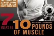 """✲10 Lbs. of Muscle✲ / Content from our nutritional lifestyle & fitness book, """"Ten Pounds of Muscle,"""" by Brett Stewart and Jason Warner, with a muscle-building meal plan, sports nutrition tips, and recipes by Corey Irwin. (Recipe photos by Corey Irwin.)"""