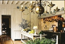 Interiors / Kitchens / by Samantha Marshall