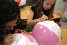 End of the Year Activities / Activities for bidding a fond farewell to the school year.  / by Lesson Planet