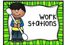 Workstations / Activities to use during workstations in the primary grades!