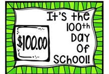 100th Day! / All about the number 100! Perfect ideas for the primary grades!