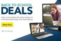 Best Back-to-School Deals 2013 / The best back-to-school deals for teachers.  / by Lesson Planet